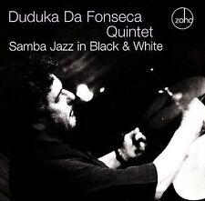 Duduka Da Fonseca, Samba Jazz in Black & White, New