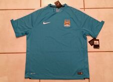 NWT Authentic NIKE Manchester City Training Soccer Jersey Men's 2XL