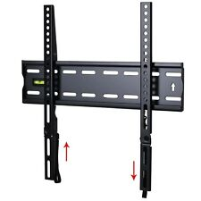 Low Profile TV Wall Mount for Samsung 32 39 40 42 43 46 50 51 55 LED UHD LCD 1RX