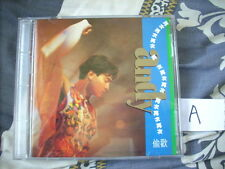 a941981 Andy Lau 劉德華 Cantonese CD Single 再次偷歡 (A) Have Fun Again 4 Remix Tracks