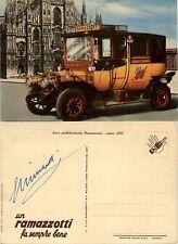 Ramazzotti, auto pubblicitaria Ramazzotti anno 1905, formato grande