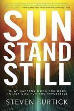 Sun Stand Still ~ Steven Furtick (2010, Paperback) Very Good-