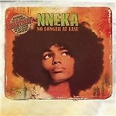 Nneka - No Longer at Ease (brand new CD with bonus CD single 2009)
