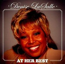 At Her Best by Denise LaSalle (CD, Jun-2012, Ecko Records)