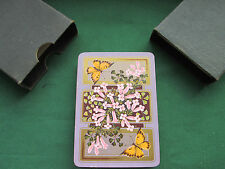 Beautiful Antique Chas Goodall & Son Luxury 'Historic' Playing Cards In Case
