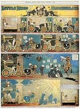Little Nemo in Slumberland 1906 Winsor McCay, 7x5 Inch Photographic Print New