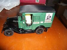 Danbury Mint 1:24 1931 Ford Model A U.S. Mail postal delivery panel truck van