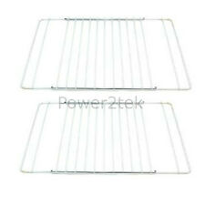 2 x Indesit Universal Adjustable Fridge Freezer/Refrigerator Shelf Rack Grid NEW