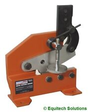 Sealey Tools 3S/4R Metal Cutting Shears Cropper Guillotine Steel Flat Round New
