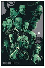 "105 Breaking Bad - Season TV Show 2012 2013 Hot Art 14""x21"" Poster"