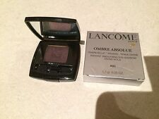 Lancome Ombre Silver Absolue Smoothing Eye Shadow A90