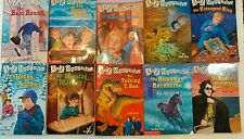 10 LOT of A to Z Mysteries Children Chapter Scholastic Books B T G R H V J K L M