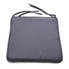 Dining Kitchen Garden Chair Cushions Office Patio Seat Pads Home Sofa Decor Gray