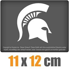 Spartaner  Profil 11 x 12 cm JDM Decal Sticker Aufkleber Racing Scheibe Auto Car
