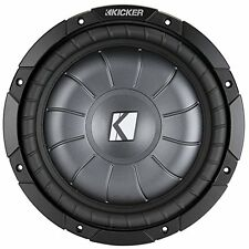 "NEW Kicker 10CVT104 10"" Single, 4 Ohm Shallow-Mount Comp VT Series Car Subwoofer"