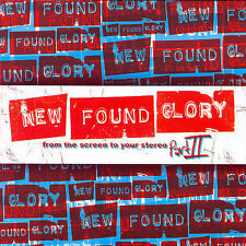 NEW FOUND GLORY-FROM THE SCREEN TO Y CD NEW