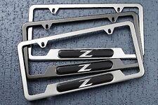 Nissan 350Z 370Z Z Black Pearl License Plate Frame