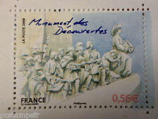 FRANCE, 2009, timbre 4405 CAPITALES EUROPEENNES, LISBONNE MONUMENT neuf** MNH