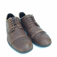 (41EU) Camper Leather Brown Lace Up Shoes Comfort Imagination Style
