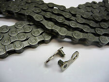 SRAM PC-830 Bicycle Chain Mountain Bike Road Cycle MTB 7 / 8 Speed Grey  PC830