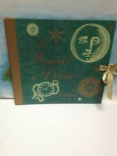 The Illuminated Dreamer A Journal 1995 Illustrated by Anita Karl Beautiful Book