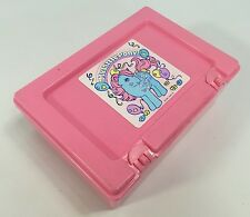 Scarse VINTAGE My Little Pony 1988 rosa Caso Storage Box-Bluebird