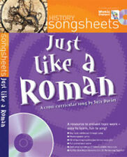 History Songs Just Like a Roman KS2 Primary Music