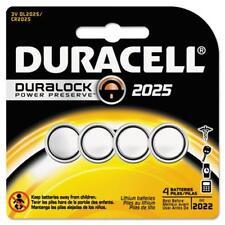 Duracell 2025 Coin Button Battery - Cr2025 - Lithium [li] - 3 V Dc - 1 Each