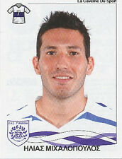 N°300 ILIAS MICHALOPOULOS PAS GIANNINA STICKER PANINI GREEK GREECE LEAGUE 2010