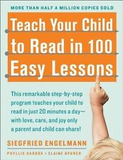 Teach Your Child to Read in 100 Easy Lessons by Siegfried Engelmann
