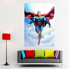 Superman  Poster Giant Large Print Huge Art YH06