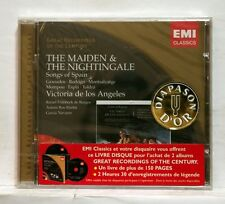 VICTORIA DE LOS ANGELES - GRANADOS RODRIGO MOMPOU - EMI CD STILL SEALED