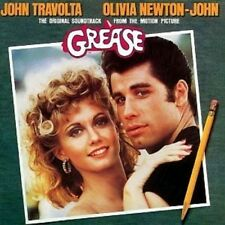 GREASE ORGINAL SOUNDTRACK CD MUSICAL NEUWARE !!!!!!!!!!