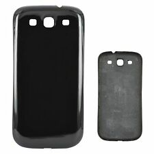 OEM Black Back Battery Door Cover Case For Samsung Galaxy S3 i9300 I747 T999