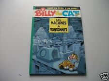 Billy The cat - N°10 - Les Machines A Ronronner - EO - Peral