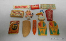 Refrigerator Magnet Coca Cola Crayola Ritz Animal Crackers Baby Ruth