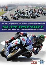 FIM Supersport World Championship - review 2011 (New DVD) Motorcycle Bike Sport