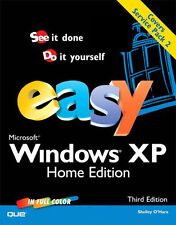 NEW BOOK Microsoft Windows XP, Home Edition by Shelley O'Hara