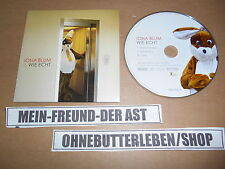 CD Indie Iona Blum - Wie echt (2 Song+Video) MCD // NEW MUSIC BLUM REC