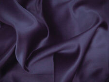 Grape Duchess Satin Bridal/Wedding/Dress Fabric 150cm Wide SOLD PER METRE