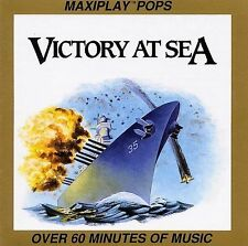Victory at Sea [Intersound] by Various Artists (CD, Feb-1993, Intersound)