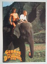3x AF George der aus dem Dschungel kam ein Disney Film