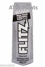 Flitz Large Tube 5.3 Oz Polish-Paste SHIPS FREE All Metals Plastic Fiberglass