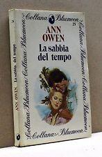 LA SABBIA DEL TEMPO - Owen [bluemoon 25 (possibilità di spedizione a 2,00 euro)