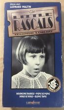 The Little Rascals - Volume 5: Collectors Edition (VHS, 1994)