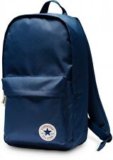 CONVERSE CORE POLY BACKPACK NAVY 13650C 002  CHUCK TAYLOR ALL STAR  SCHOOL
