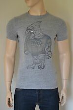 NEW Abercrombie & Fitch Rocky Falls Grey American Eagle Destroy Tee T-Shirt XXL
