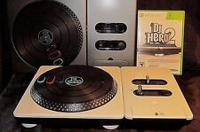 XBOX 360 DJ HERO 2 SET - Includes Two Turntables and Disc - from ACTIVISION