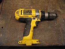 DeWalt DC 981 ; 12V Cordless XRP Combi Drill , Bare Unit 12V : 3 Speeds