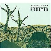 ANDREW LILES' MIND MANGLED TRIP MONSTER 2010 DIRTIER DIGIPAK CD NURSE WITH WOUND
